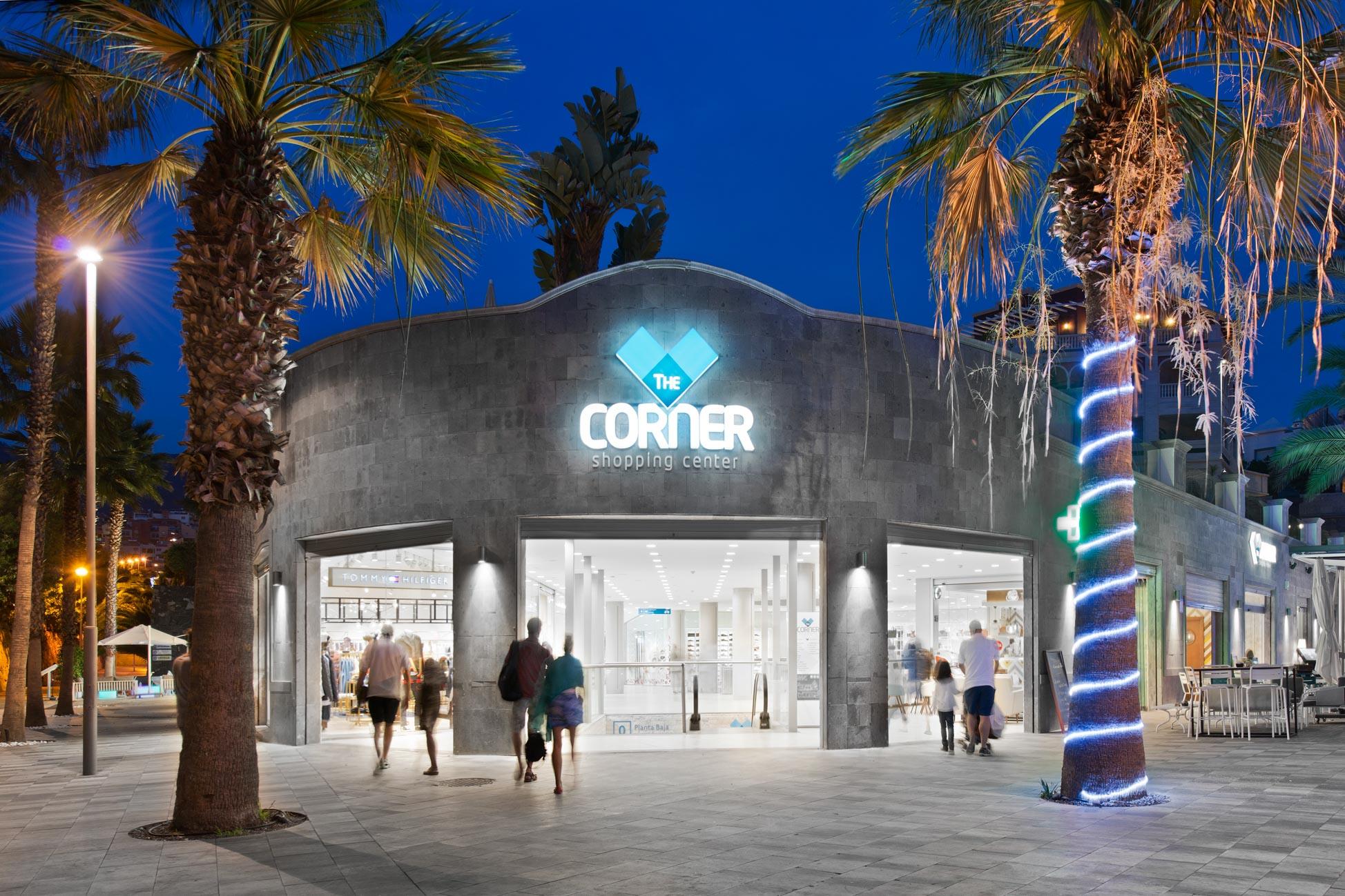 Cc the corner centro comercial tenerife sur - Centro comercial del mueble tenerife ...