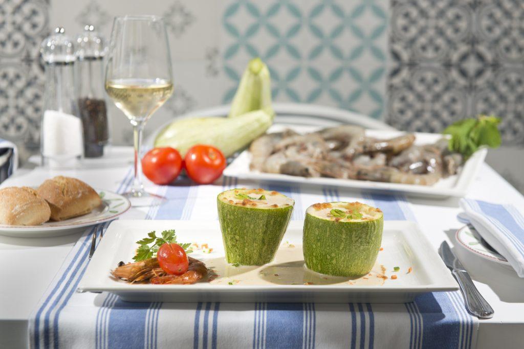 Detalle de suculento plato en la Trattoria Portofino, perfecta para sacar tus momentos más deliciosos en Instagram