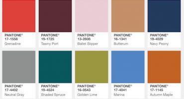 Las propuestas del Pantone Fashion Colour Report. ¡Incorpóralos en tus compras otoñales de The Corner Adeje! Una colorista experiencia de shopping & leisure.