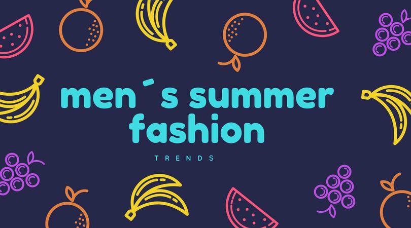 moda hombres y tendencias para el verano 2018 en The Corner Adeje, Costa Adeje
