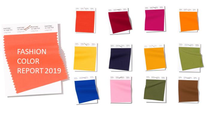 Fashion Color Report 2019 con el Pink Peacock, para The Corner Adeje