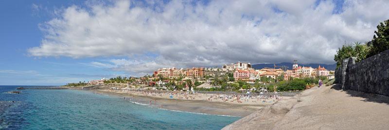 la playa del duque