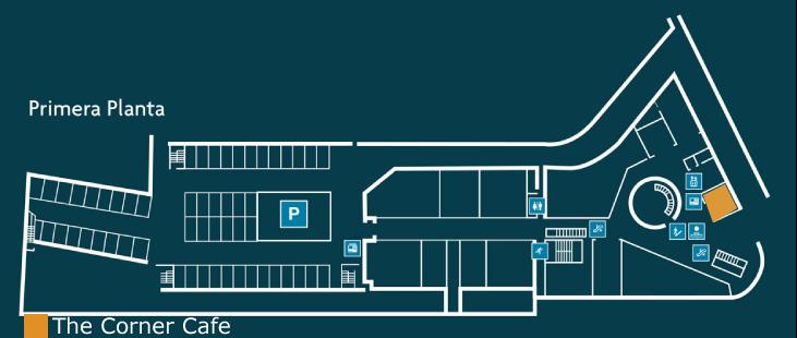 Mapa Centro Comercial The Corner
