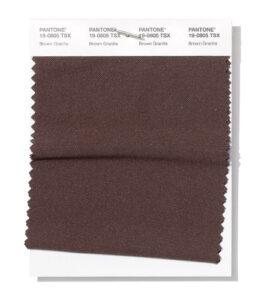 colores neutros como este marrón, para la primavera verano 2019 de The Corner Adeje