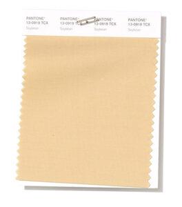 color neutro de temporada, amarillo claro, como muestra para The Corner Adeje